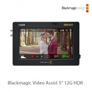 "[신제품] Blackmagic Video Assist 5"" 12G HDR"